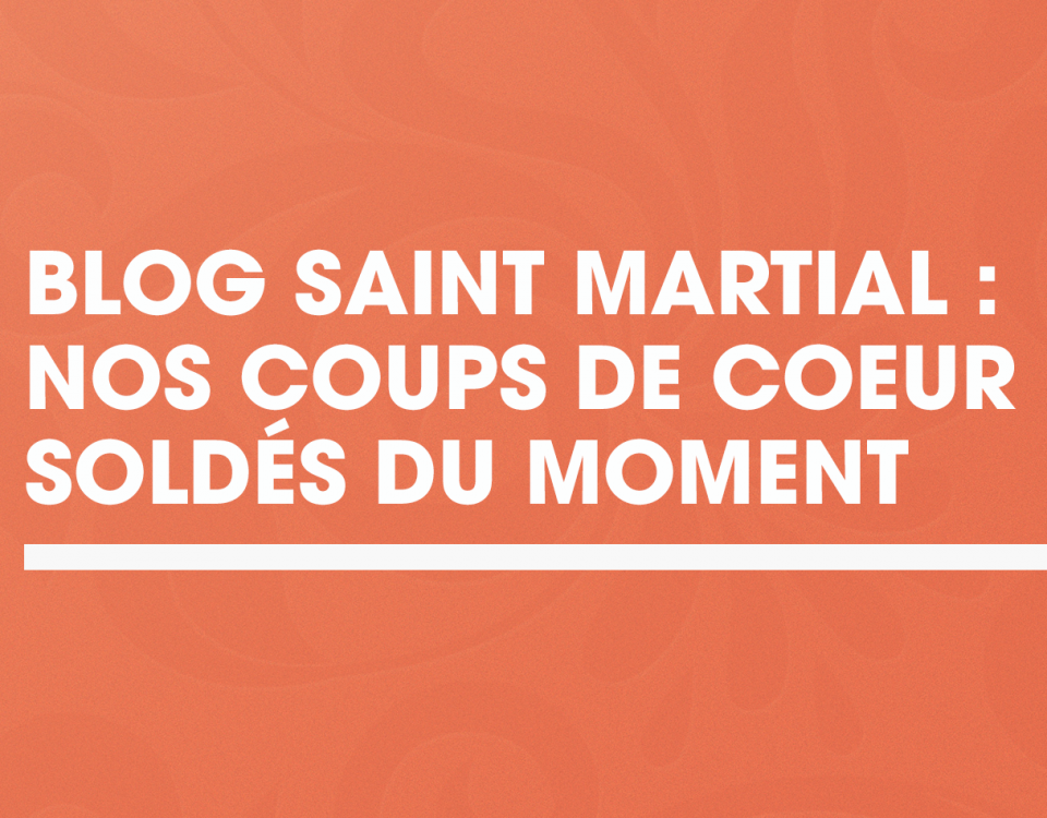 Saint Martial - Blog