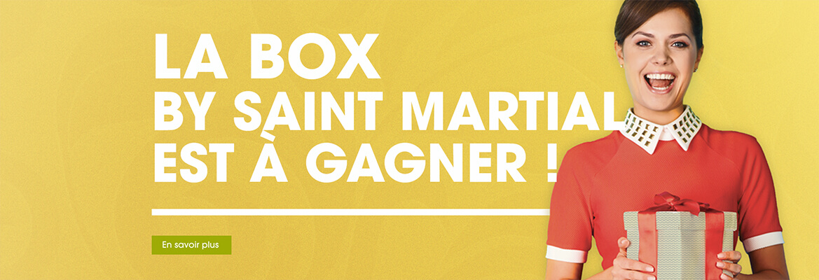 La Box by Saint Martial