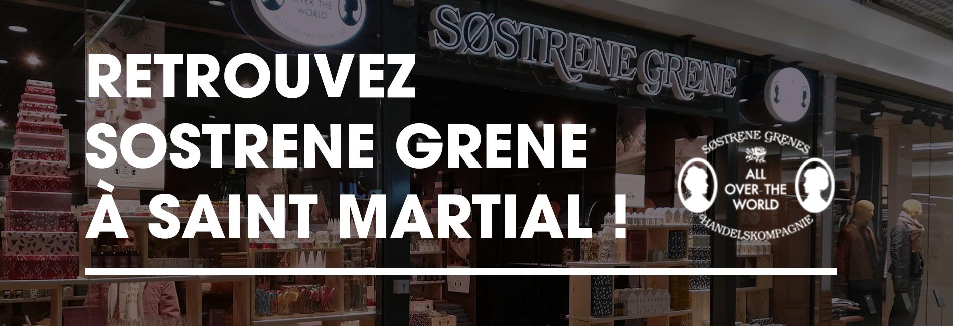 Saint Martial - Sostrene Grene