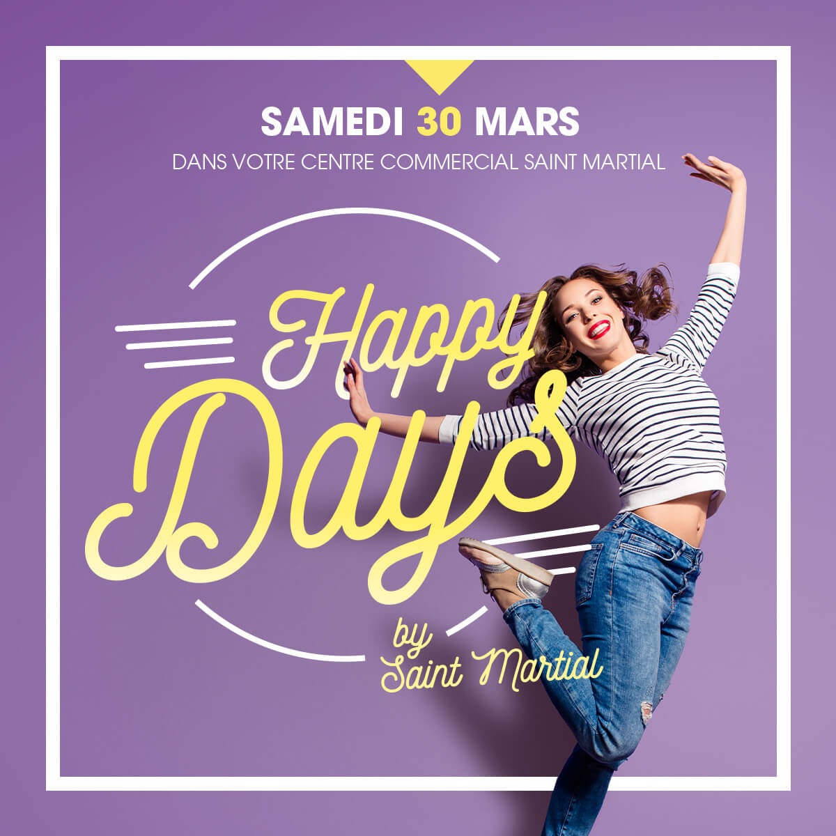 Saint Martial - Happy Days