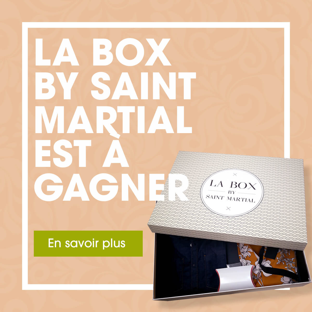 Saint Martial - Box 2019