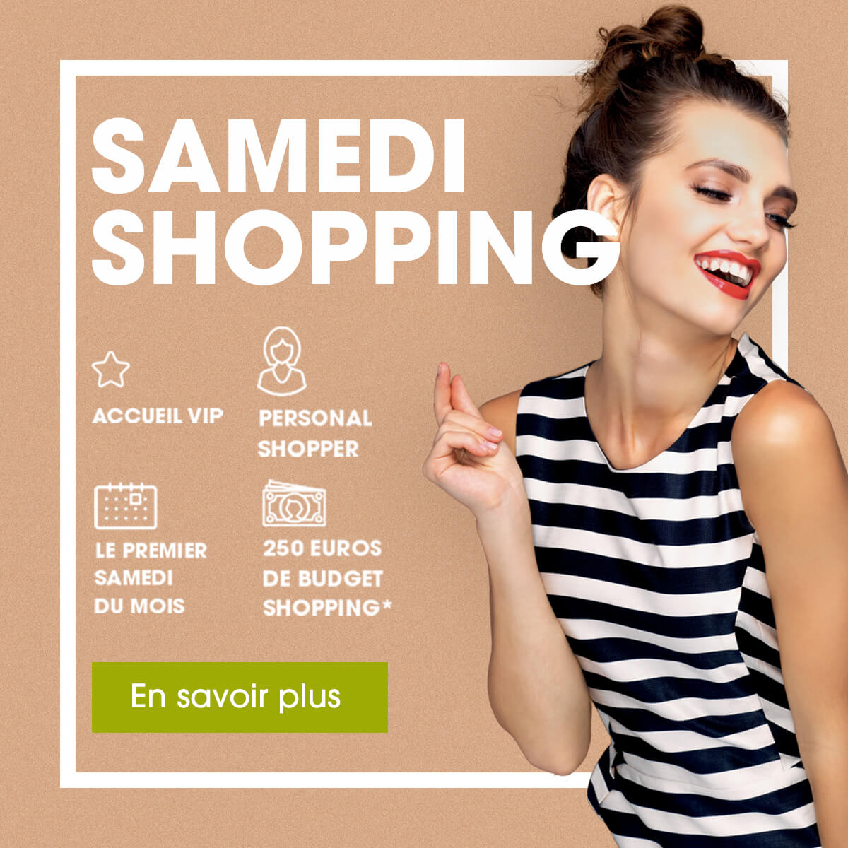 Saint Martial - Samedi Shopping