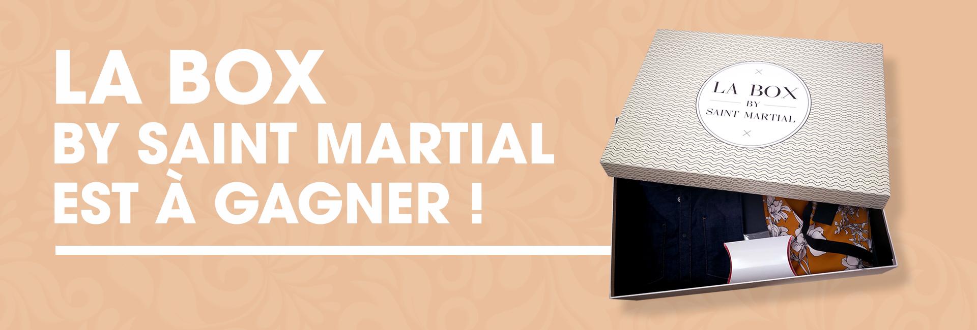 Saint Martial - Box 2019