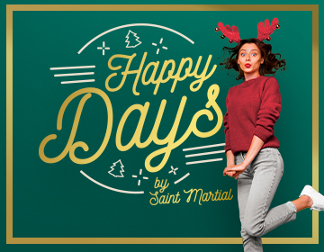 Saint Martial - Happy Days 1er décembre