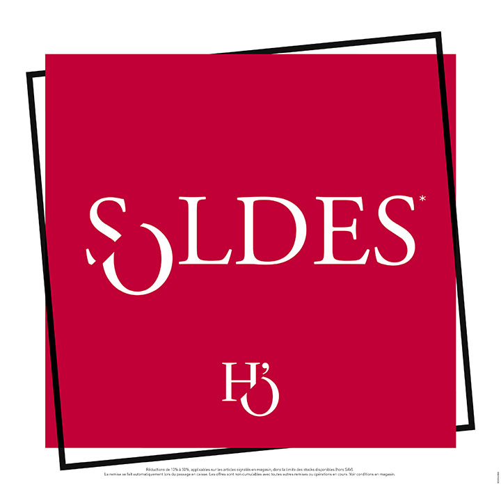 Histoire d'or - Soldes
