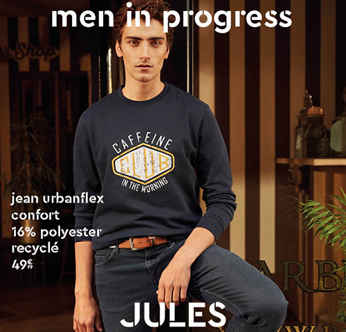 JULES - Denim in Progress