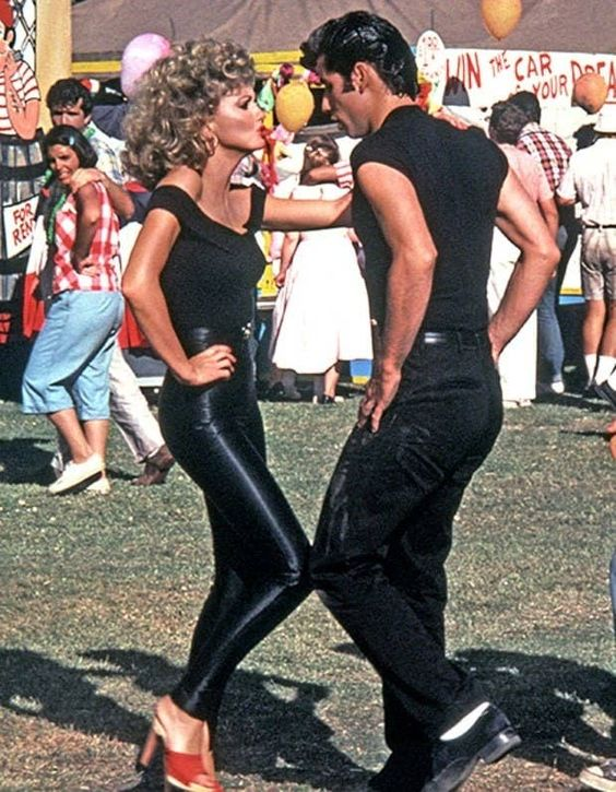 Inspiration duo - Grease
