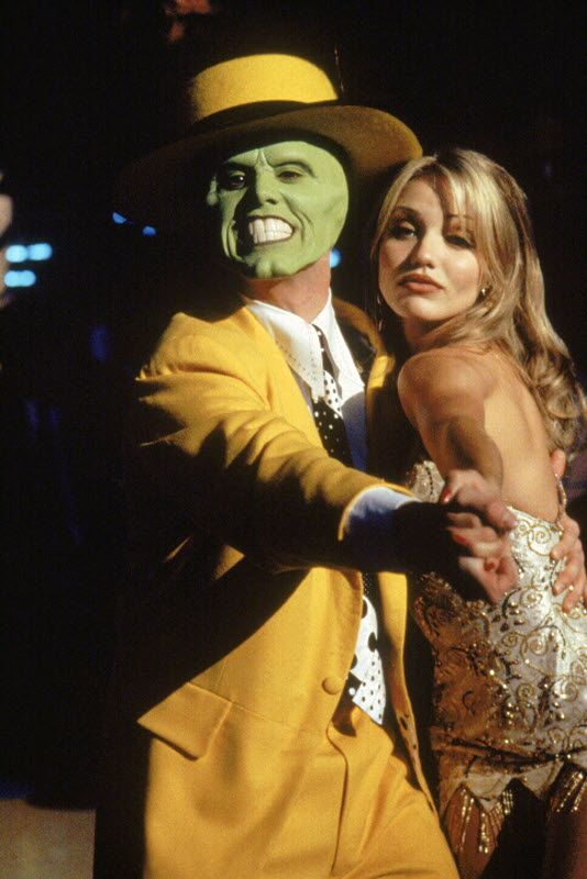 Inspiration duo - The mask
